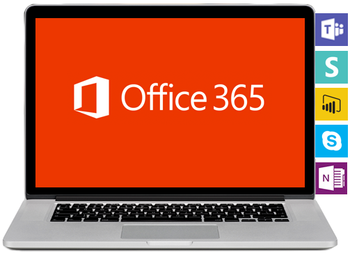 Office 365 laptop
